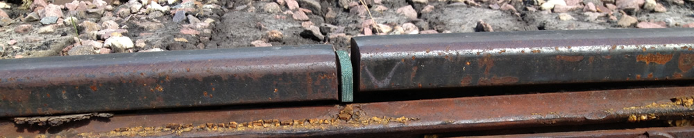 RR Track Maint - Joint Elimination