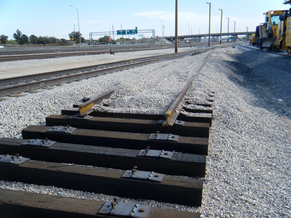 Odessa, Texas Project Photos | Kelly-Hill Railroad Construction