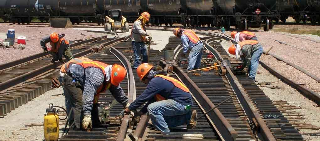 Railroad Construction and Maintenance | Kelly-Hill Railroad