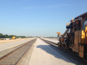 Wylie Intermodal Facility